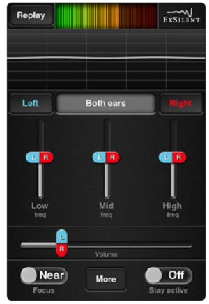 Have You Heard voice amplification app