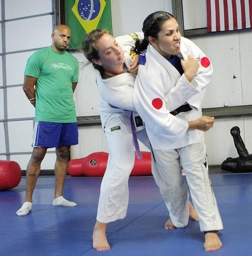 Paralympian Christella Garcia