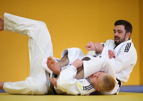 Paralympian Jonathan Drane