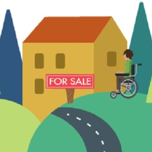 FREE downloadable guide to finding an accessible home