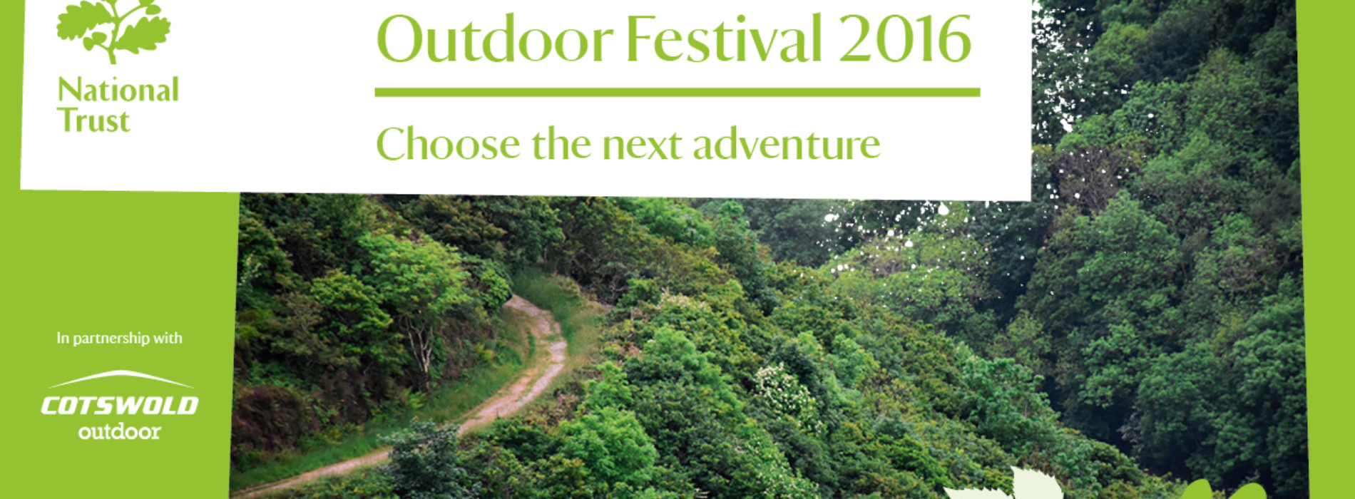 COMPETITION: win a £100 Cotswold Outdoor voucher with the National Trust
