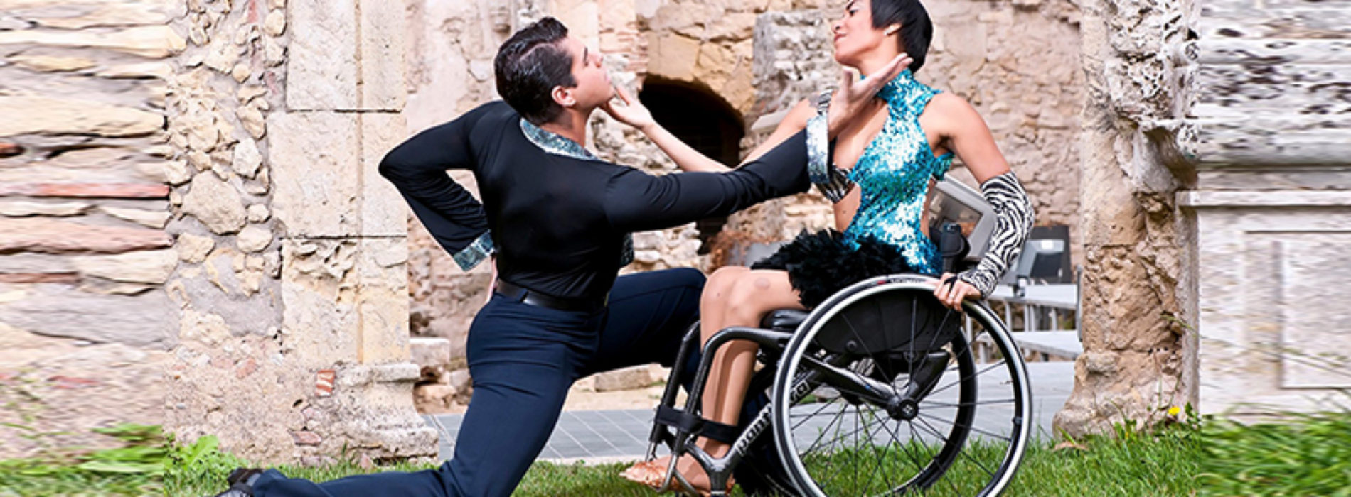 Be inspired by wheelchair dance as we interview two champions