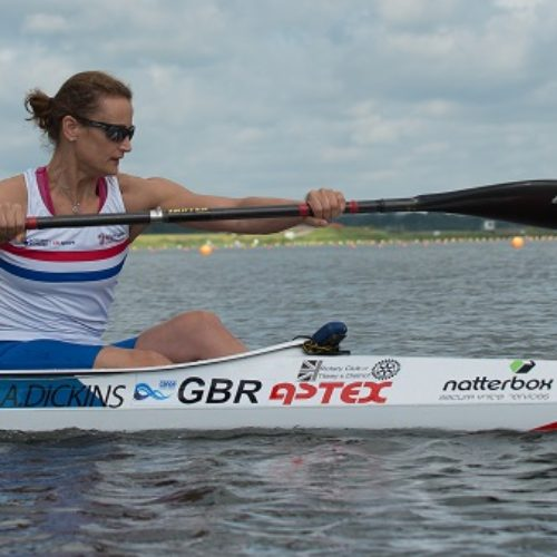 Rio Paralympics 2016: spotlight on winning Paralympian Anne Dickins
