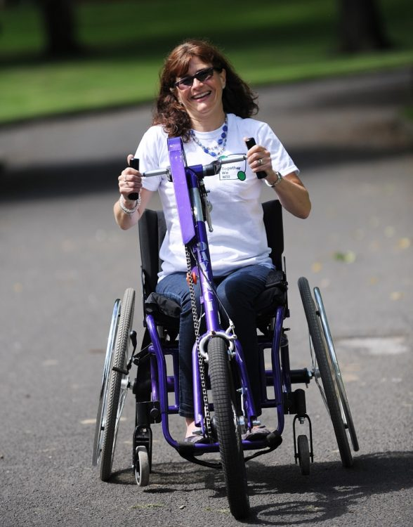 Disabled sport: Together We Will inspire you to get active