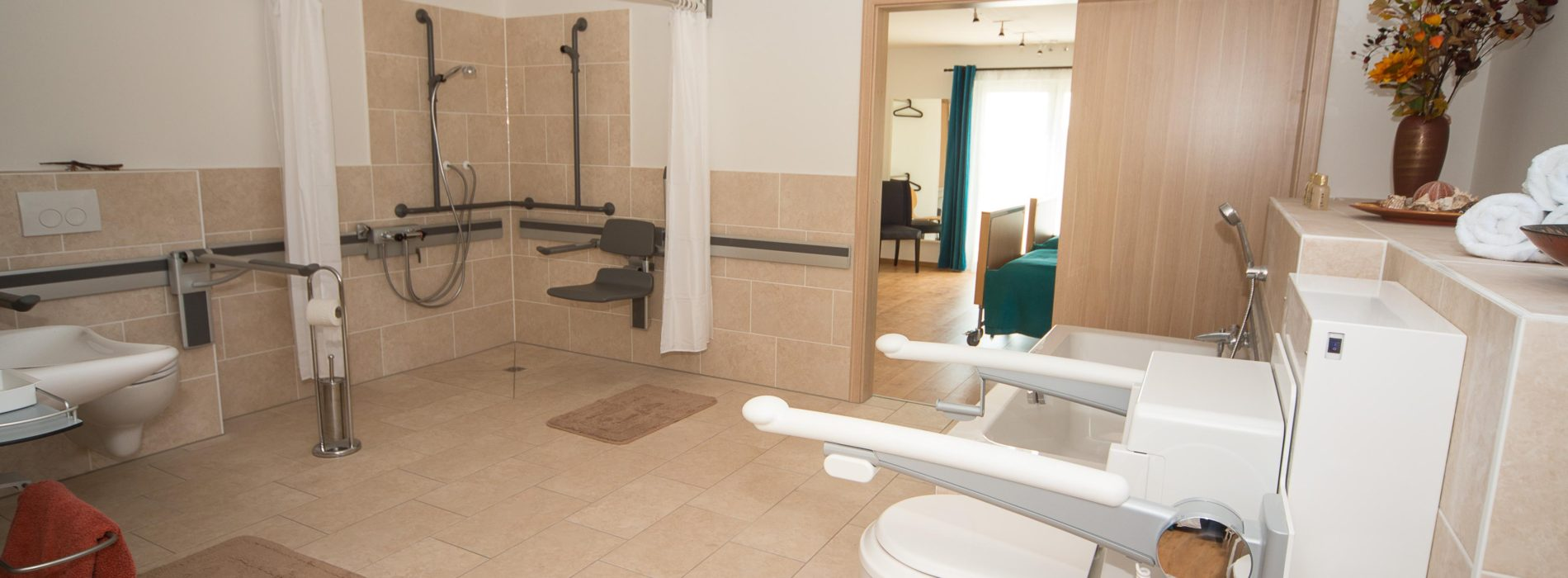 Simple ways to make your bathroom accessible