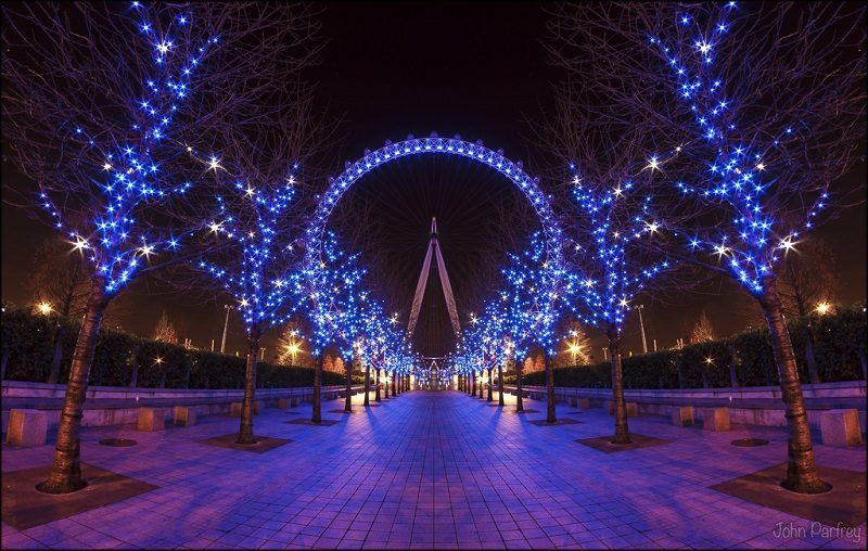Accessible attractions - London Eye