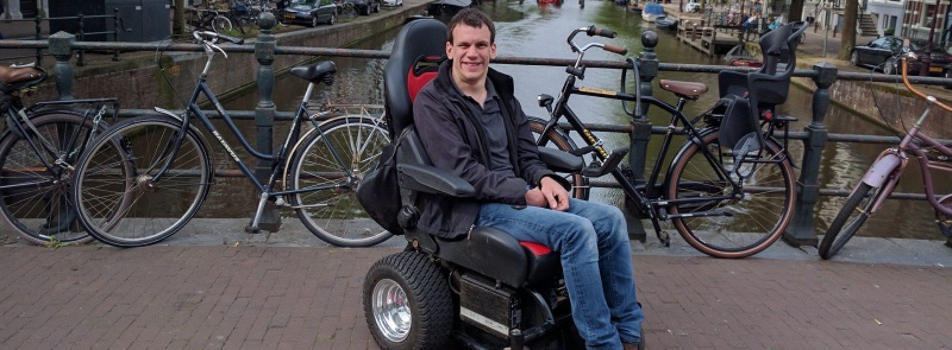 Power wheelchairs: one entrepreneur is revolutionising the market