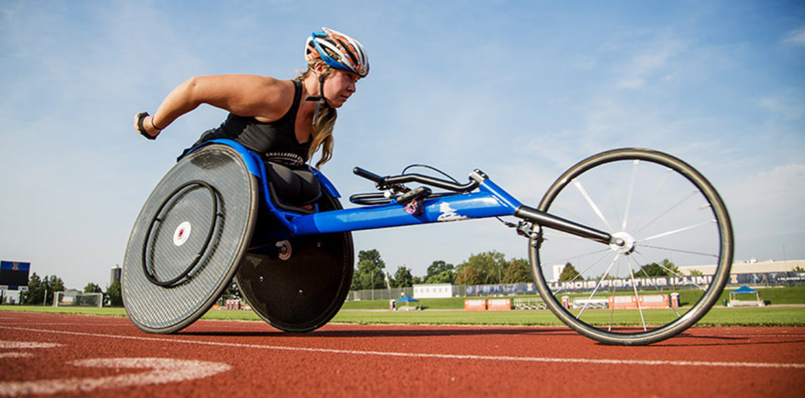 Starting your own business: we talk to disabled athlete turned entrepreneur