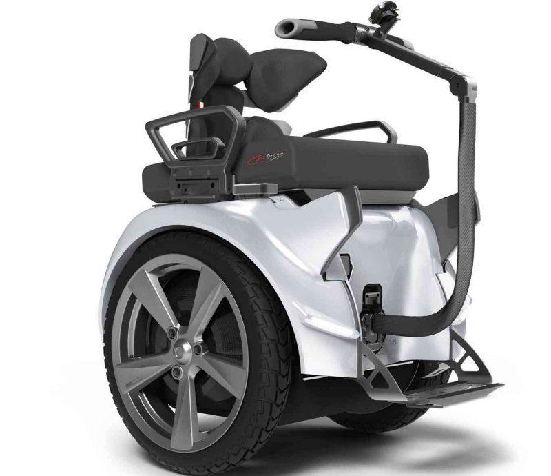 Genny Segway wheelchair