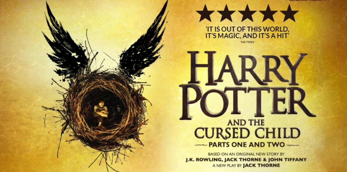 Accessibility to the West End's Harry Potter and the Cursed Child