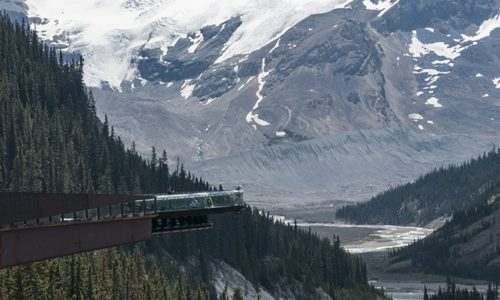 Disability and travel: accessing the Glacier Skywalk in Canada