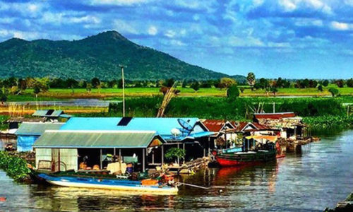 Disability and travel: travelling from Cambodia to Vietnam by boat