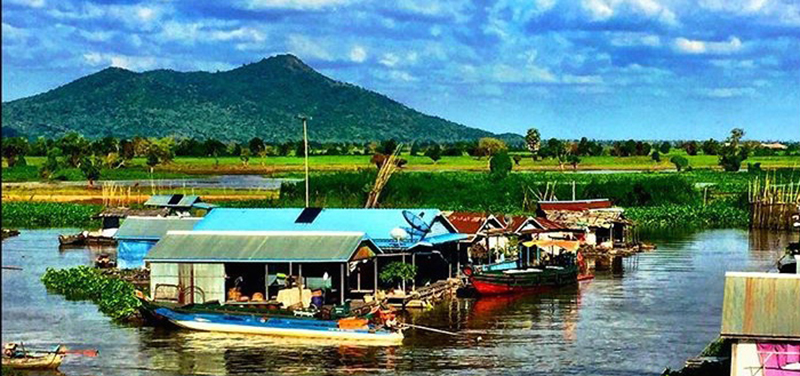 Disability and travel: travelling from Cambodia to Vietnam by boat | Disability Horizons