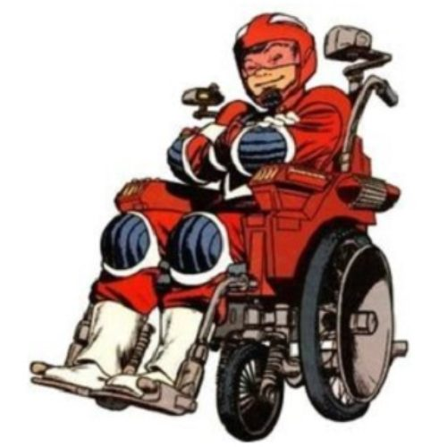 10 animation characters with disabilities