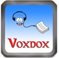 Communication app Voxdox
