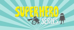 Superhero Series logo