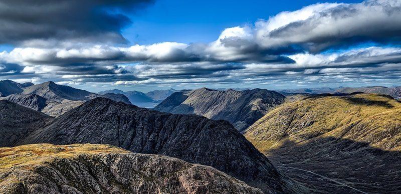 Accessible Scotland mountains