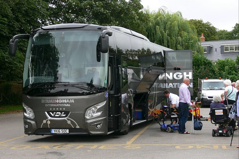 Limitless Travel accessible coach