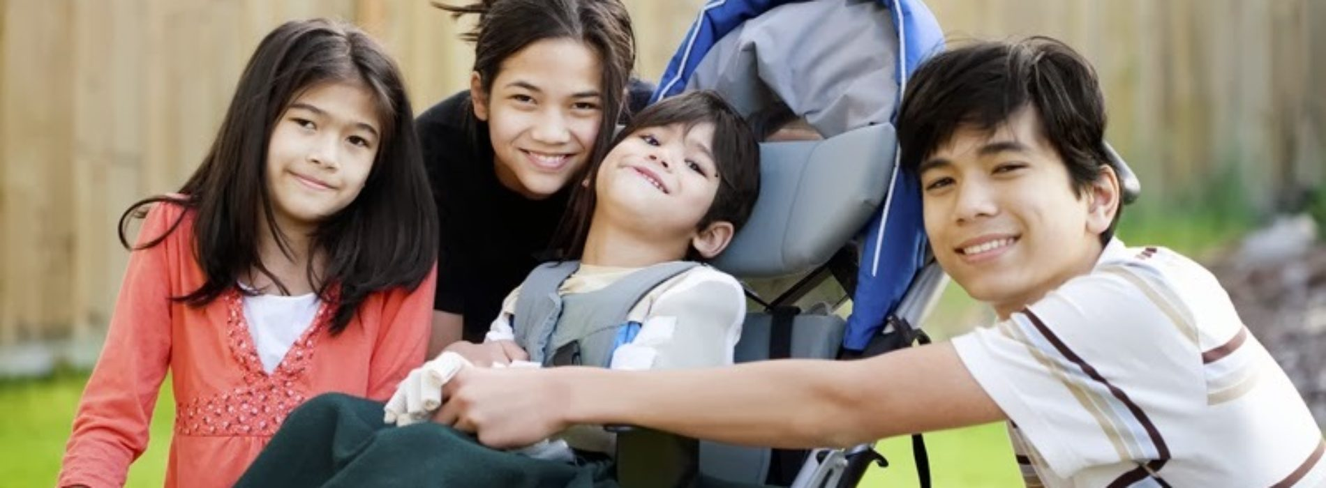 5 things only siblings of a disabled person would know