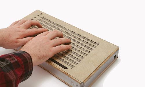 Canute: a revolutionary affordable Braille e-reader