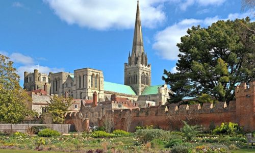 Disability and travel: surprisingly accessible Chichester