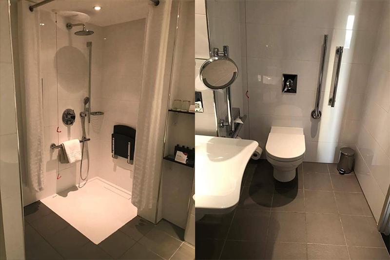 Crowne Plaza Glasgow Access Review Disability Horizons