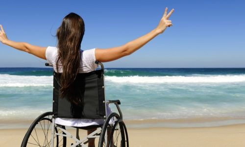 Three disabled people who will not let themselves be limited