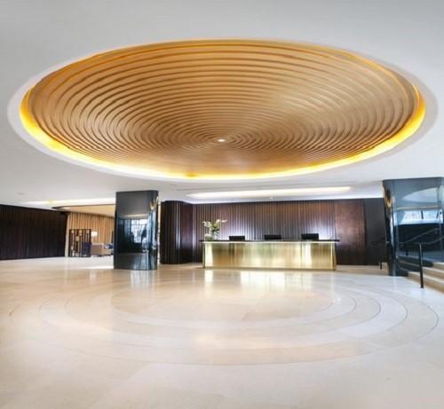 Accessible Dorsett hotel lobby