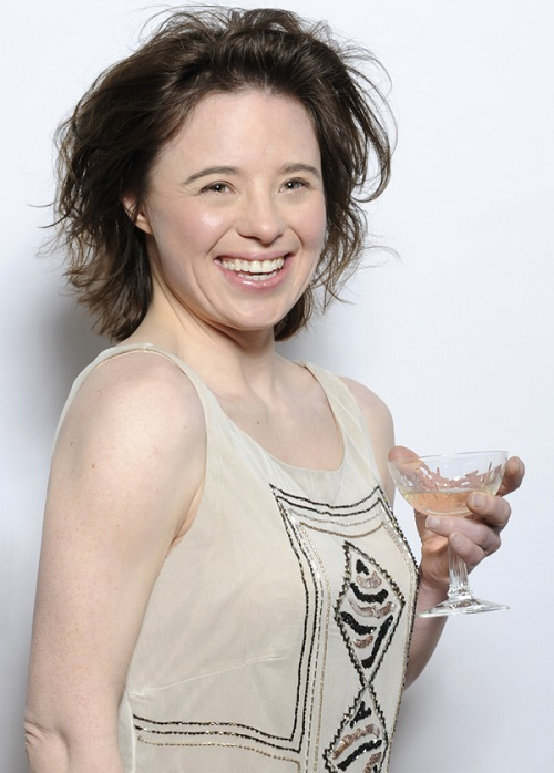Disabled Celebrity Sarah Gordy
