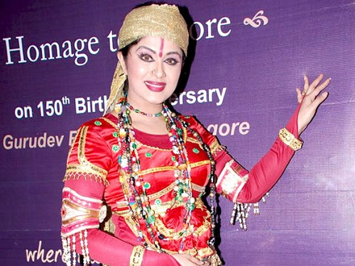 Amputee Sudha Chandran