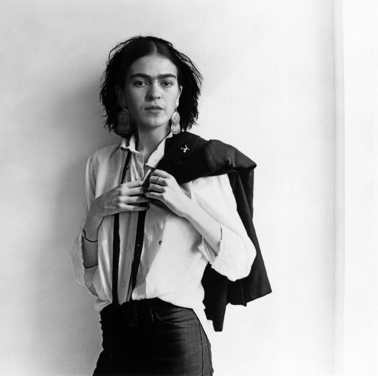 Disabled artist Frida Kahlo