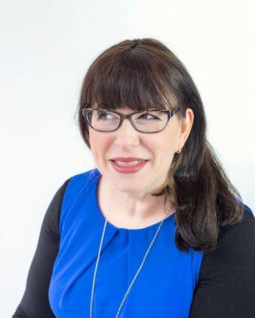 Disabled life coach Mary Doyle