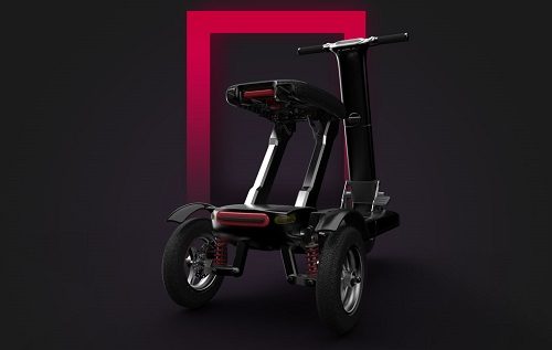 Relync Tech scooter
