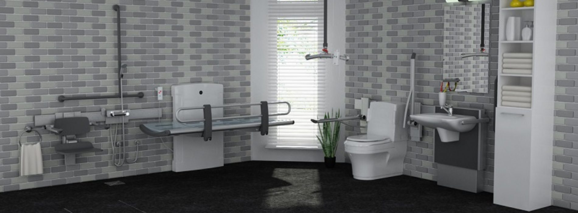 Accessible bathrooms: maintaining your independence and making life that little bit easier
