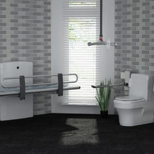 How to achieve practicality and style in your adapted bathroom