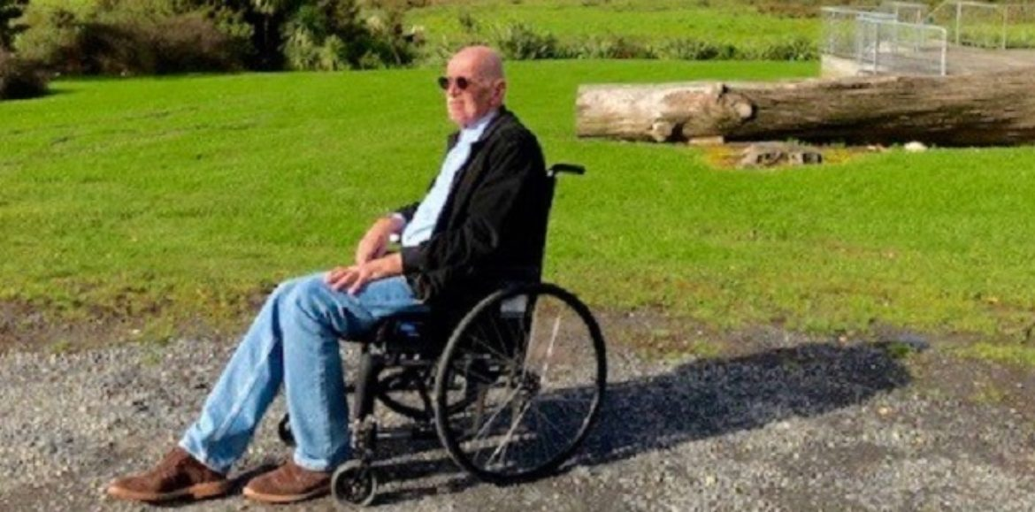 Surviving a stroke: living life to the fullest and travelling around the world