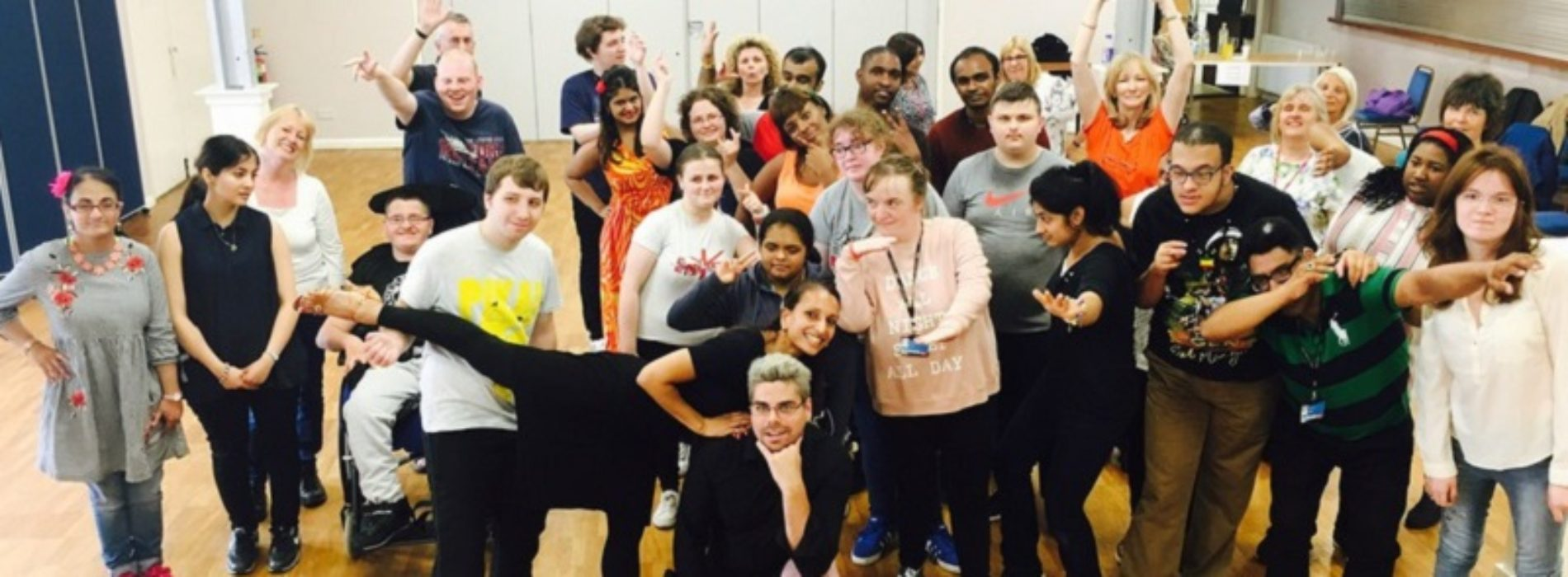 Step Change Studios: inclusive dance for all disabled people