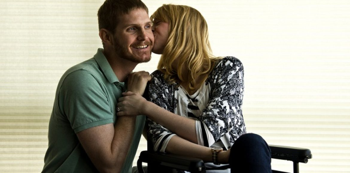 dating for wheelchair users Chelsea and james celebrated their four year anniversary on january 14, 2018 james has a spinal cord injury chelsea reflects on four lessons she has learned during.