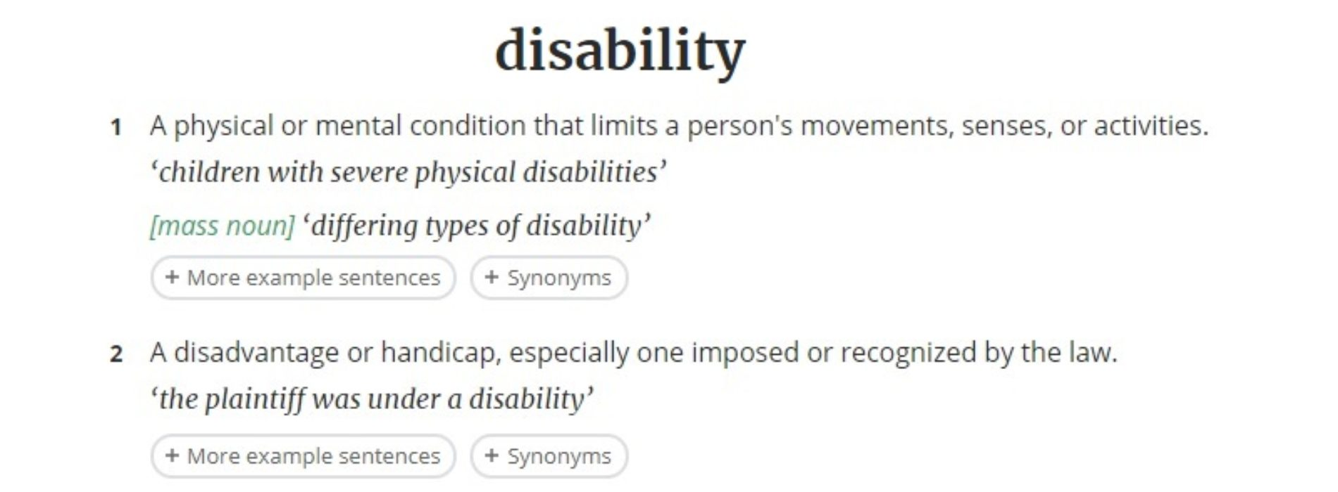 what is acceptable disability terminology? | disability horizons