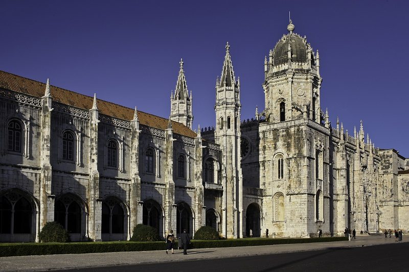 Jeronimos Monastery in accessible Lisbon