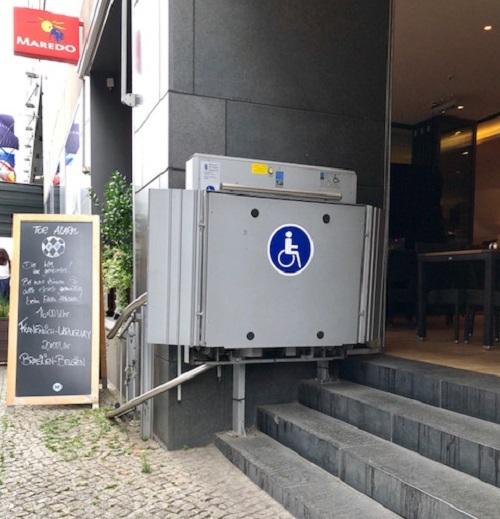 Maredo Steakhouse, Friedrichstraße, Berlin
