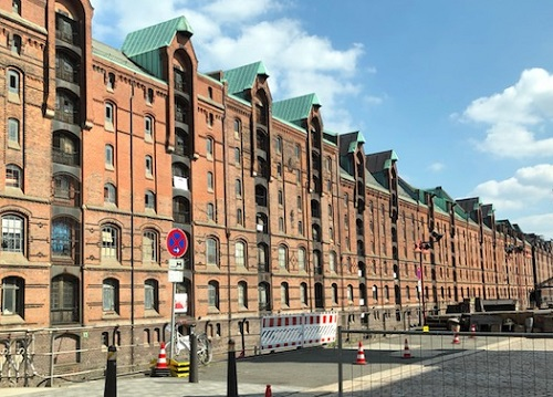 Speicherstadt, Hamburg's warehouse district