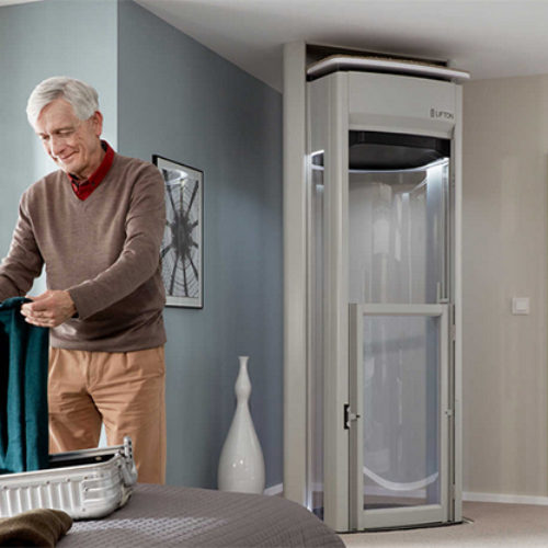 Make your home accessible with a Lifton Home Lift
