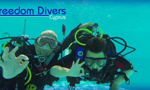 Accessible diving adventures with Freedom Divers Cyprus