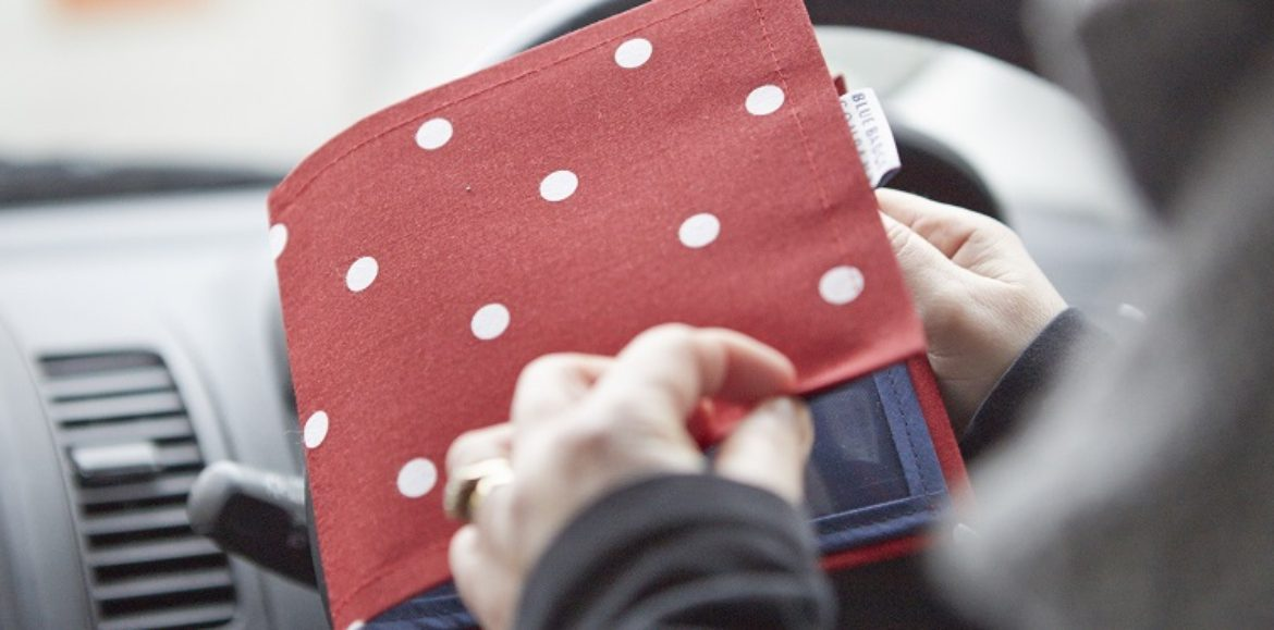 COMPETITION: win a stylish Blue Badge Co disabled parking badge wallet