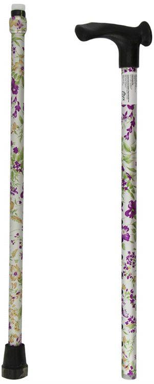 Decorative walking stick