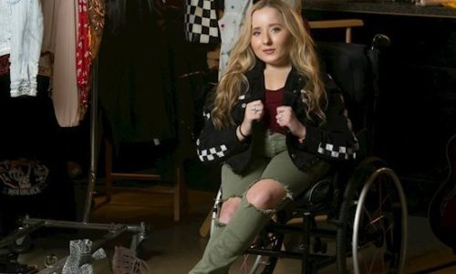Ali McManus: a disabled singer with an unbreakable spirit