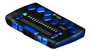The Focus Blue Braille display