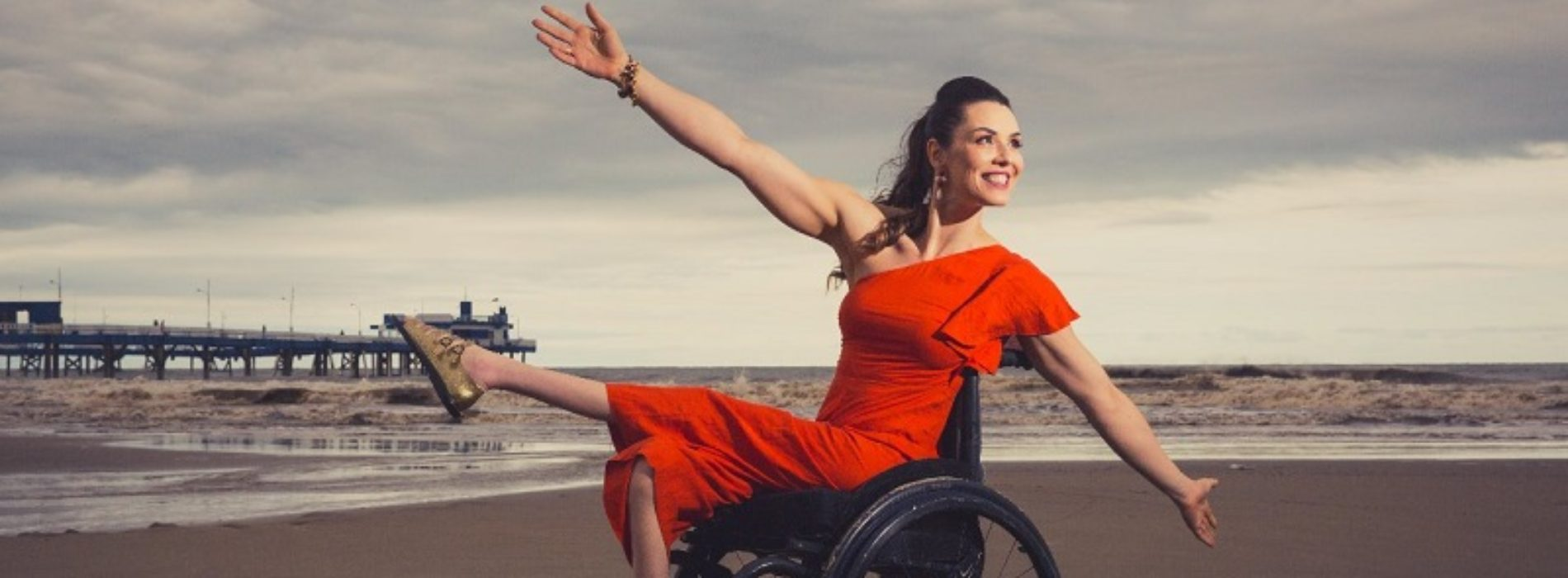 Disabled model Samanta Bullock launches adaptive clothing line