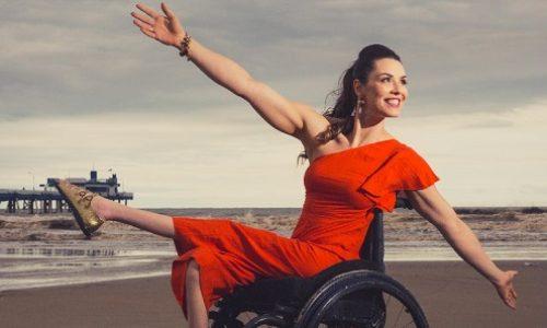 Disabled model and para-athlete Samanta Bullock shares her lifestyle tips